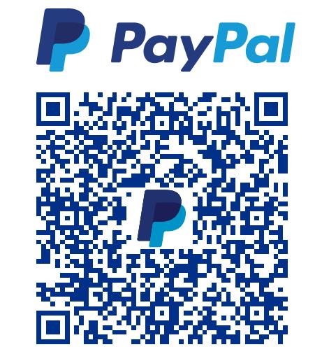 Código QR Paypal