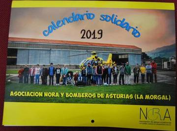 Calendario Solidario 2019